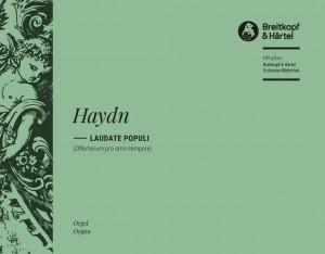 Haydn: Laudate Populi (Offertorium)