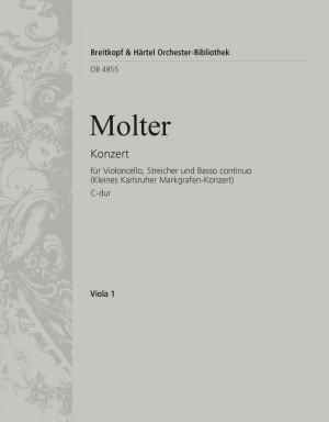 Molter: Violoncellokonzert C-dur
