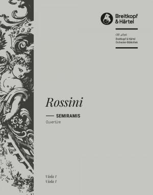 Rossini: Semiramide. Ouvertüre