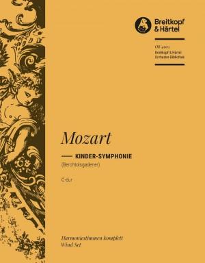 Mozart, L: Kinder-Symphonie
