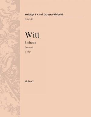 Witt: Sinfonie C-dur (Jenaer)