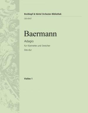 Baermann: Adagio Des-dur