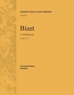 Bizet, G: L'Arlesienne-Suite Nr. 2