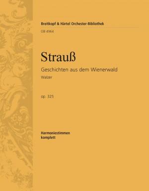Strauss, J: Geschichten aus dem Wienerwald