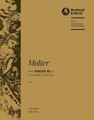 Molter: Klarinettenkonzert Nr. 1 A-dur
