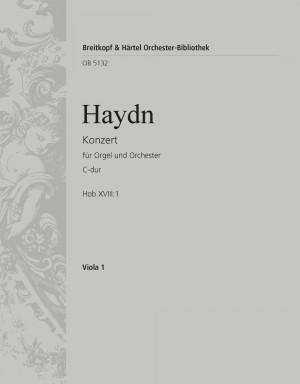 Haydn: Orgelkonzert C-dur Hob XVIII:1