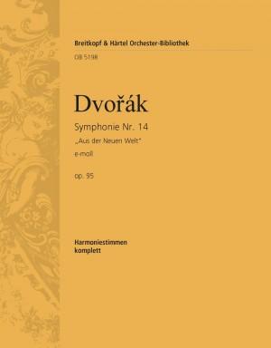 Dvorak, A: Symphonie Nr. 9 e-moll op. 95