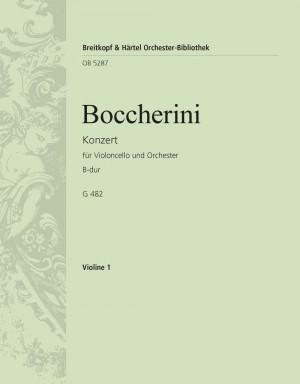Boccherini: Violoncellokonzert B-dur