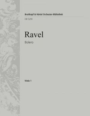 Ravel: Bolero