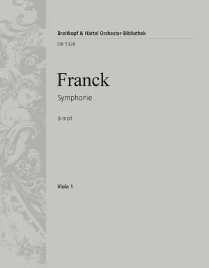 Franck: Symphonie d-moll