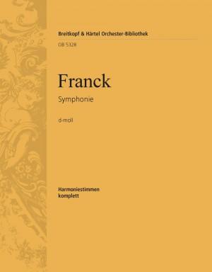 Franck, C: Symphonie d-moll