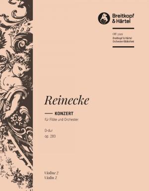 Reinecke: Flötenkonzert D-dur op. 283