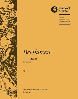 Beethoven, L: Fidelio op. 72. Ouvertüre