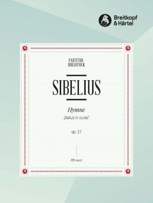 Sibelius, J: Natus in curas op. 21/2