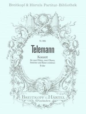 Telemann: Concerto grosso B-dur