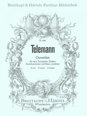 Telemann: Ouvertüre D-dur