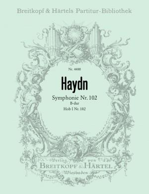 Haydn: Symphonie B-Dur Hob I:102