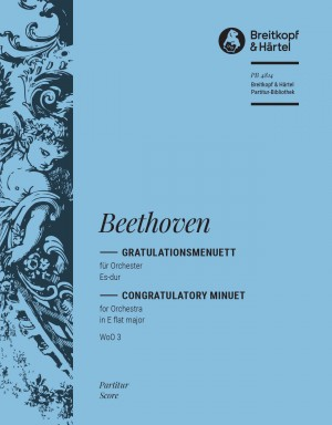 Beethoven: Allegretto Es-dur WoO 3