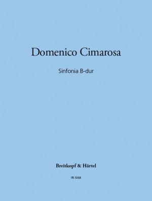 Cimarosa: Sinfonia B-dur