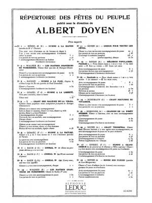 Etienne-Nicolas Mehul: Hymne A La Raison-Repert Fetes Peuple