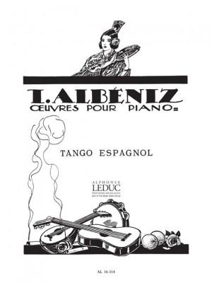 Isaac Albéniz: Isaac Manuel Francisco Albeniz: Tango in a minor