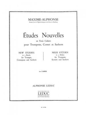 Alphonse: Etudes Nouvelles 1