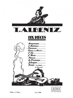 Isaac Albéniz: Berceuse