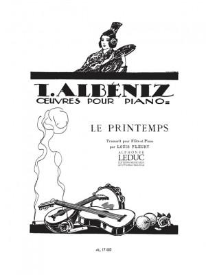 Isaac Albéniz: Printemps