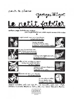 Georges Migot: Le Petit Fablier No.7