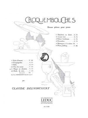 Claude Delvincourt: Claude Delvincourt: Croquembouches No.9: Baba