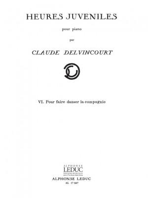 Claude Delvincourt: Heures Juveniles N06