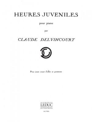Claude Delvincourt: Heures Juveniles N010