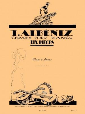 Isaac Albéniz: Chant D'Amour
