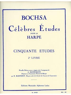 Robert Nicholas Charles Bochsa: 50 Etudes Op.34, Vol.2