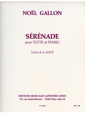 Gabriel Noel-Gallon: Serenade Extrait De Suite