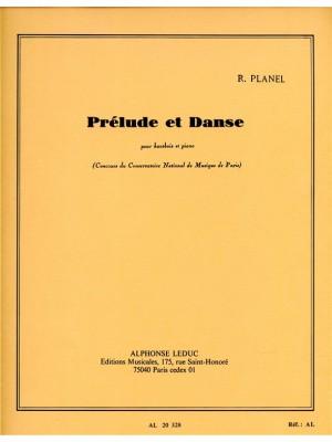 Robert Planel: Prelude Et Danse