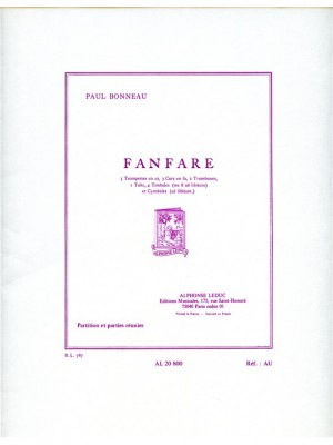 Bonneau: Fanfare