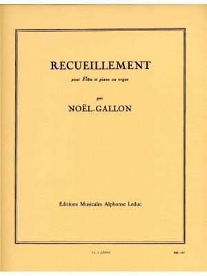 Gabriel Noel-Gallon: Recueillement Product Image