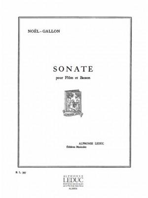 Gabriel Noel-Gallon: Noel-Gallon: Sonate