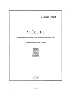 Georges Migot: Prélude