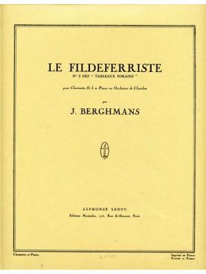 Jose Berghmans: Jose Berghmans: Le Fils de Ferriste