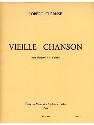 Robert Clerisse: Vieille Chanson