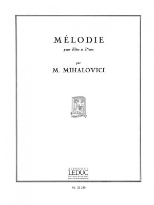 Marcel Mihalovici: Melodie