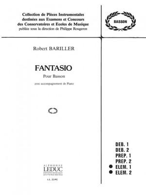 Robert Bariller: Fantasio