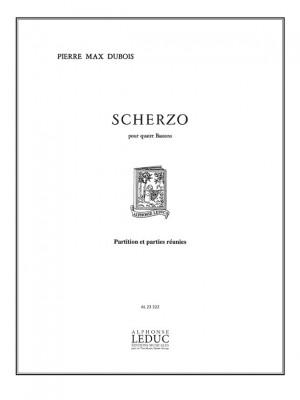 Pierre-Max Dubois: Scherzo