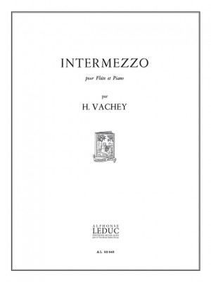 Henri Vachey: Intermezzo