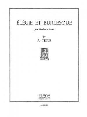 Antoine Tisne: Elegie Et Burlesque Op32 N01