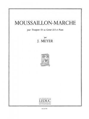 Jean Meyer: Jean Meyer: Moussaillon Marche