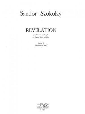 Sándor Szokolay: Revelation