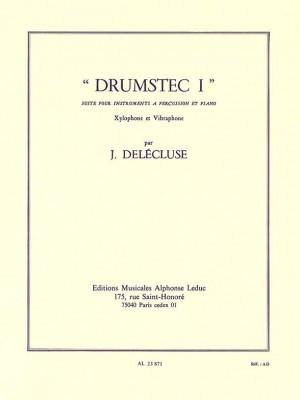 Jacques Delécluse: Jacques Delecluse: Drumstec 1